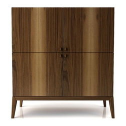 Huppe - Huppe | MOMENT 44-Inch Sideboard - Design by Joel Dupras.