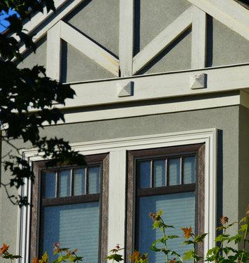 Houzz exterior house colors joy studio design gallery for Exterior stucco trim ideas