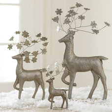 Modern Holiday Accents And Figurines by Pottery Barn