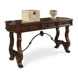 ART Furniture - Coronado Sofa Table - 72307-2612 - Refined rustic styling with Spanish and Old World inspiration