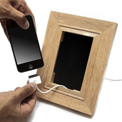 Frame Mobile Phone Holder