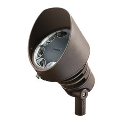 Kichler - Kichler 16203AZT42 Landscape LED 8 Light Accent Light with Bulbs Included - Features: