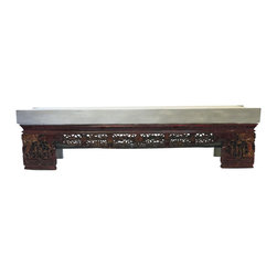 Madera Home - Asian Benches -
