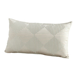 Cyan Design - Harlequin Shine Pillow - -Harlequin Shine Pillow