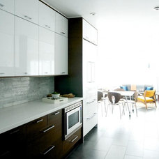 Clean Lined Modern Kitchen | Cultivate