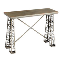 Vallis Console Table