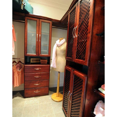 slatted wood closet shelves 2