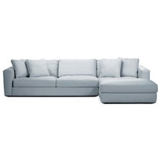 modern sectional sofas by Design Within Reach