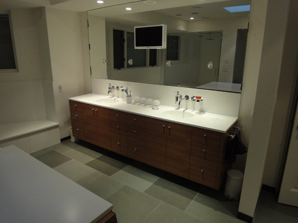 Contemporary Bathroom Vanities And Sink Consoles by The Kueffner Company