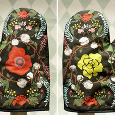 Oven Mitts And Pot Holders by Brittany Watson Jepsen