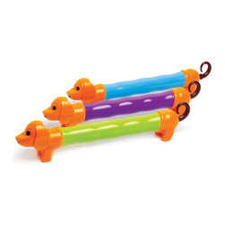 Edushape - Edushape Puppy Slide Flute Multicolor - HL378 - Shop for Toy Instruments from Hayneedle.com! The Edushape Puppy Slide Flute combines the timeless cuteness of puppies with the familiar and fun whooping sound of a slide flute. This droopy eared sound hound is sure to be a hit with any child (or adult) who loves dogs or music. About EdushapeEstablished in 1983 Edushape is a family-owned and -operated company with a focus on manufacturing quality children's toys and products. Edushape is committed to producing soft safe quality children's toys that promote successful developmental learning through play.