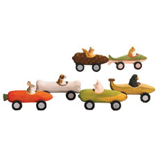 Eclectic Kids Toys And Games by Wisteria