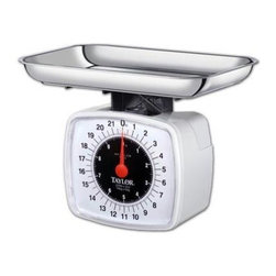 Taylor - Kitchen Food High Capacity Scale - Taylor High Capacity Food & Kitchen Scale - 22 lb./ 10 kg capacity in 2 oz./50 g increments.