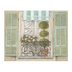 French Shutters I -