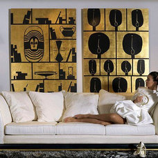 Contemporary Sofas by Luxurious Living