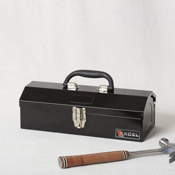 Tool Box - A tool kit is a necessity for the home, and this one is just the right size to store the essentials. It would even make a great housewarming gift!