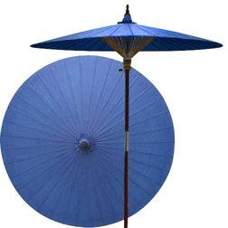 Asian Outdoor Umbrellas by Oriental Decor