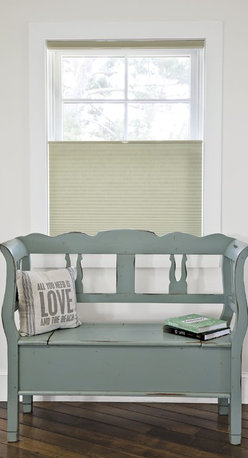 Smith and Noble Optilight Honeycomb Shades - Honeycomb Shades are our best-insulating window coverings, offering all-season energy savings. Starting $84+