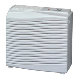 Sunpentown - Magic Clean HEPA Air Cleaner with Ionizer - Effectively purifies air for rooms up to 180 sq.ft. Built with multiple functions: HEPA filter, Activate Carbon filter and Ionizer, this unit targets and removes harmful particles, reduces odor and airborne antagonists.