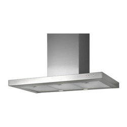 Equator Advanced Appliances - Range Hood Box Series, 36 Inch, 430 Stainless Steel/0.8 Mm - Range Hood Box Series, 36 inch, 430 Stainless Steel 0.8mm