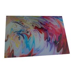 Jan Laurent - Storm Glass Platter - Material: