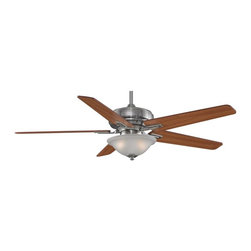 Fanimation FPD8088PW 60 Inches Ceiling Fan Keistone Collection -