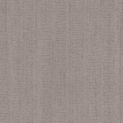Romosa Wallcoverings - Grey Embossed Waffles Wallpaper - - Color: Grey