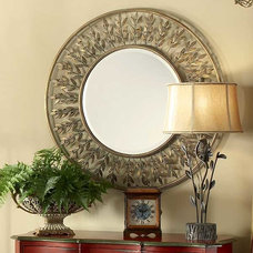 Traditional Wall Mirrors by Whispar Design