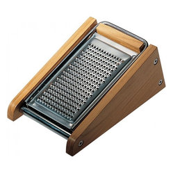 Alessi Grater with Cheese Cellar