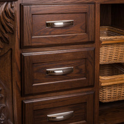 Cabinet Knobs & Pulls - Annadale Collection from Jeffrey Alexander by Hardware Resources