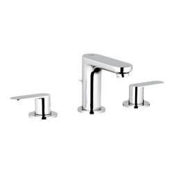 Grohe - Grohe 20199000 Chrome Eurosmart Two Handle Widespread Lav Faucet - Grohe 20199000 Chrome Eurosmart two handle Widespread Lav Faucet