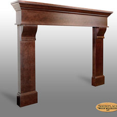 Traditional Fireplaces by Showplace Wood Products
