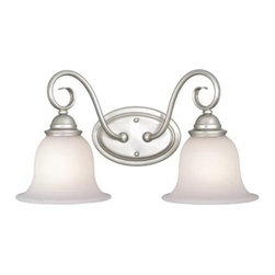 Vaxcel Lighting - Vaxcel Lighting PA-VLD002 Picasso 2 Light Vanity Light - Features: