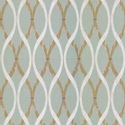 PINTA SEAFOAM - Fabric by Calico Corners