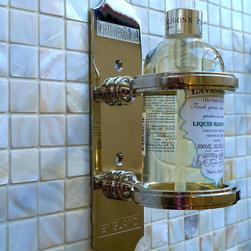 Chadder & Co Accessories - Chadder & Co. Penhaligons Soap Dispenser Holder. Stunning Bottle Holder for a Stunning Soap and Fragrance company @Penhaligons @Chadder&Co