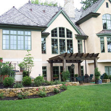 Traditional Landscaping Stones And Pavers by Sturgis Material Inc