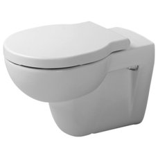 contemporary toilets by Duravit