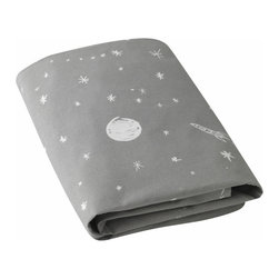 DwellStudio - Galaxy Fitted Crib Sheet - Galaxy Fitted Crib Sheet