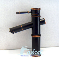 Oil Rubbed Bronze Bathroom Faucet 5302K - Features: