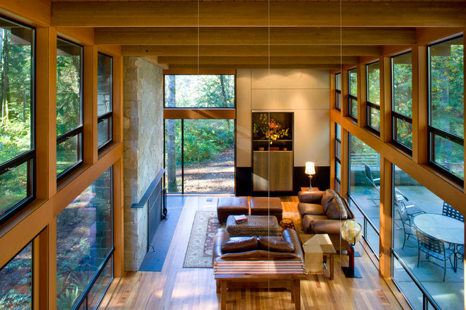 Traditional  by Coop 15 Architecture