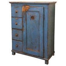 Farmhouse Storage Cabinets by EcoFirstArt
