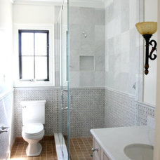 Modern Shower Stalls And Kits Frameless Shower Enclosure
