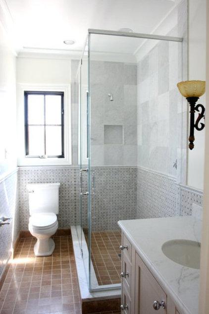 Modern Showerheads And Body Sprays Frameless Shower Enclosure