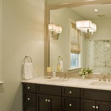 Traditional Bathroom by Dewson Construction Company