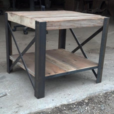 Bar Tables by UrbanWood Goods