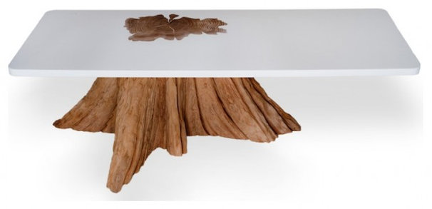 Eclectic Coffee Tables by Provide