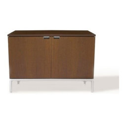 Knoll - Florence Knoll Two Storage Cabinet Credenza | Knoll - Design by Florence Knoll, 1961.