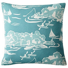 Asian Outdoor Pillows by Serena & Lily