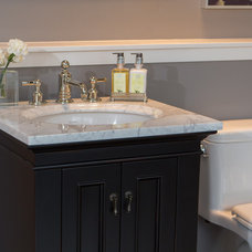 Traditional Bathroom Vanities And Sink Consoles by Best Plumbing