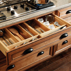 Traditional Kitchen Cabinets by Merillat